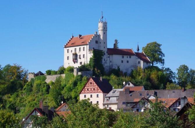 Burg in Gößweinstein
