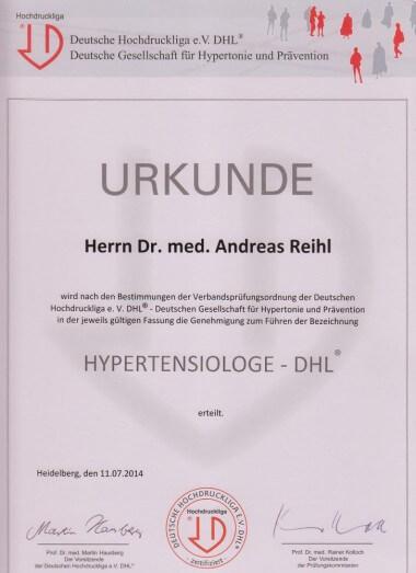 Hypertensiologe