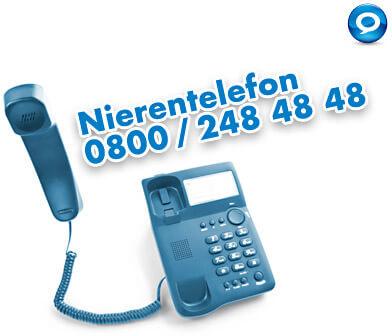 NIerentelefon Bayreuth Dialyse