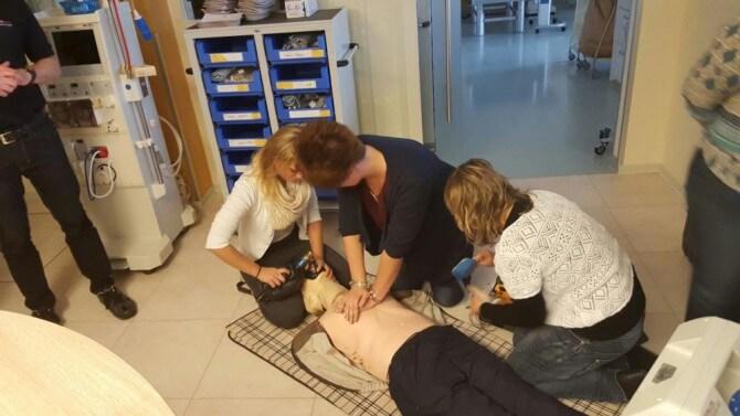 Notfälle Dialyse