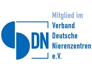 Mitglied im Verband Deutsche Nierenzentren e.V.